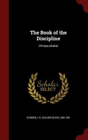 The Book of the Discipline