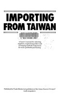 Importing from Taiwan