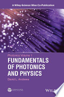 Photonics  Volume 1