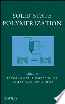 Solid State Polymerization Book