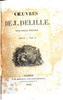 Œuvres de J. Delille: L'Énéide [de Virgile