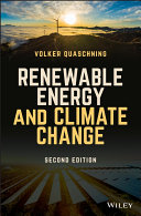 Renewable Energy and Climate Change  2nd Edition
