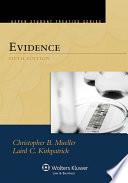 Aspen Treatise For Evidence