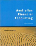 Cover of Aust Financial Accounting + Maxmark