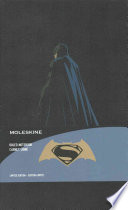 Moleskine Batman Vs Superman Limited Edition Notebook, Large, Ruled, Black, Batman