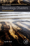 Toxicology Disasters Book