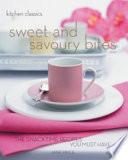 Sweet and Savoury Bites Book
