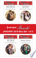 Harlequin Presents January 2018 Box Set 1 Of 2