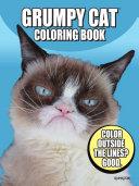 Grumpy Cat Coloring Book