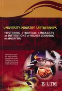 University industry Partnerships Book