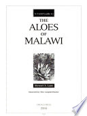 A Field Guide to the Aloes of Malawi