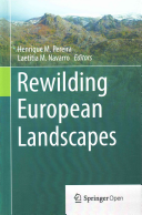 Cover image of Rewilding European Landscapes