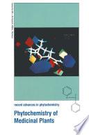Phytochemistry of Medicinal Plants Book