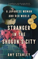 Stranger in the Shogun s City