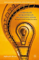Pdf Corporate Humanities in Higher Education Telecharger
