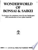 Wonderworld of Bonsai & Saikei