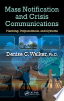 Mass Notification and Crisis Communications