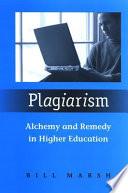 Plagiarism Book