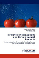 Influence of Nematicieds and Certain Natural Products