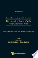 Perovskite Solar Cells  Principle  Materials And Devices Book