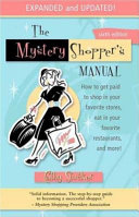 The Mystery Shopper s Manual