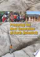 Preparing the Next Generation of Earth Scientists