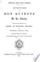 Adventures Of Don Quixote De La Mancha