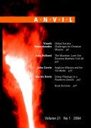 Anvil Journal Volume 21 No 1 2004