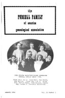 The Purcell Family of America Genealogical Association