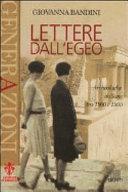Lettere dall'Egeo. Archeologhe italiane tra 1900 e 1950