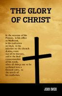 The Glory Of Christ Pdf/ePub eBook
