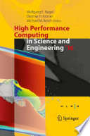 High Performance Computing in Science and Engineering   16