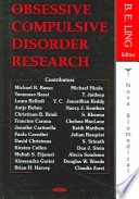 Obsessive Compulsive Disorder Research Book