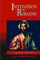 Invitation To Romans Leader Guide