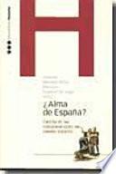 Alma de España?