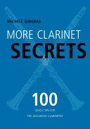 More Clarinet Secrets