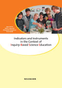 Indicators and Instruments in the Context of Inquiry Based Science Education