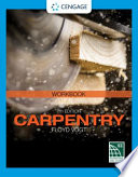 Student Workbook for Vogt's Carpentry, 7th