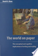Thumbnail The world on paper