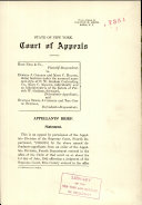 Pdf State of New York Court of Appeals