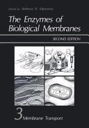 The Enzymes Of Biological Membranes