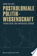 Postkoloniale Politikwissenschaft