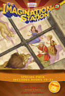 Imagination Station Books 3 Pack  Light in the Lions  Den   Inferno in Tokyo   Madman in Manhattan