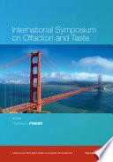 International Symposium On Olfaction And Taste Book PDF