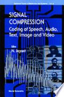 Signal Compression Book PDF