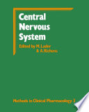Methods in Clinical Pharmacology   Central Nervous System