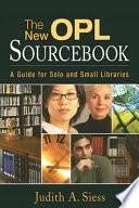 The New Opl Sourcebook Book PDF