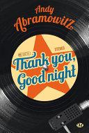 Thank You, Goodnight Pdf/ePub eBook