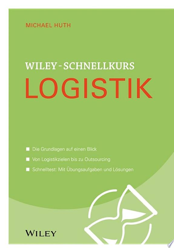 Wiley-Schnellkurs Logistik