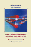 Power Distribution Networks in High Speed Integrated Circuits